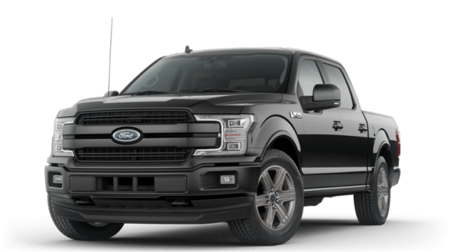 2019 Ford F-150 4WD Supercrew Truck
